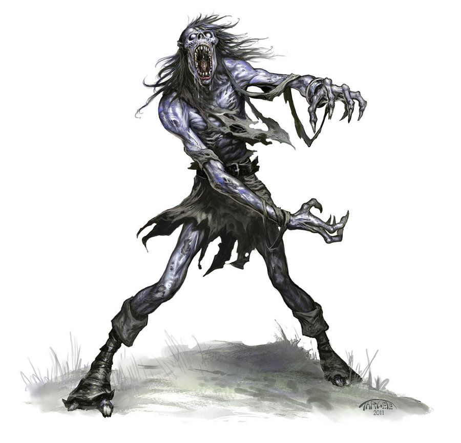 GENESYS Monsters from D&D