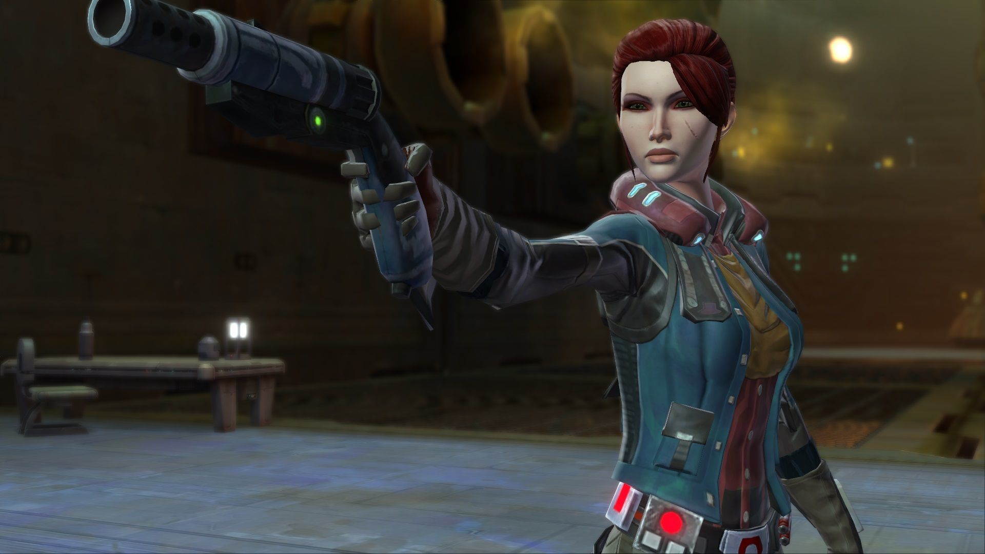 Star wars the old republic hot girl  sex image